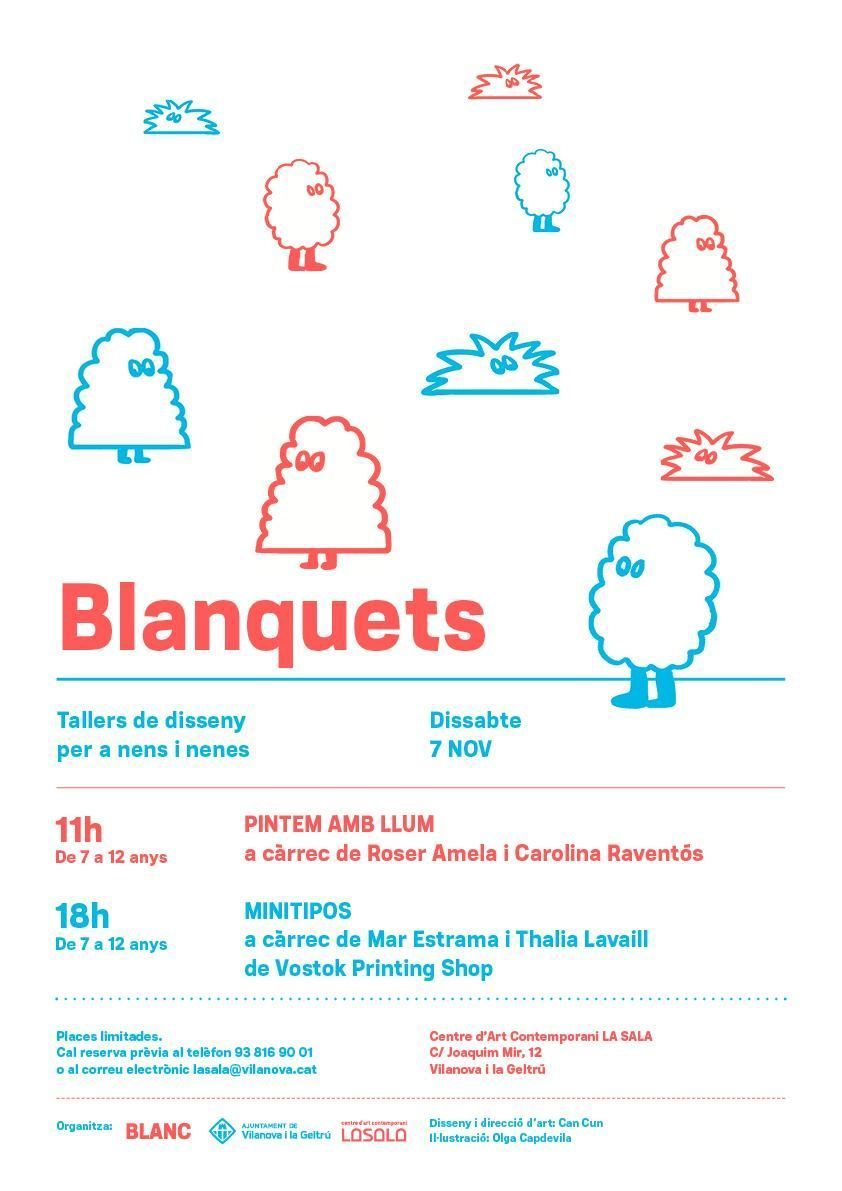 Cartell BLANQUETS